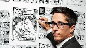 Fighting for Gender Equality: Alison Bechdel.