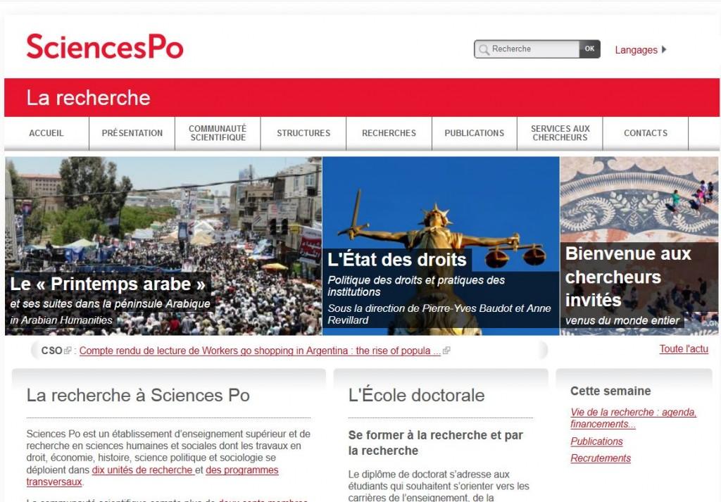 caputre-page d'accueil site recherche