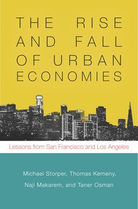 ANNULE//Séminaire : Michael Storper « The Rise and Fall of Urban Economies: Lessons from San Francisco and Los Angeles », Vendredi 4 décembre 2015
