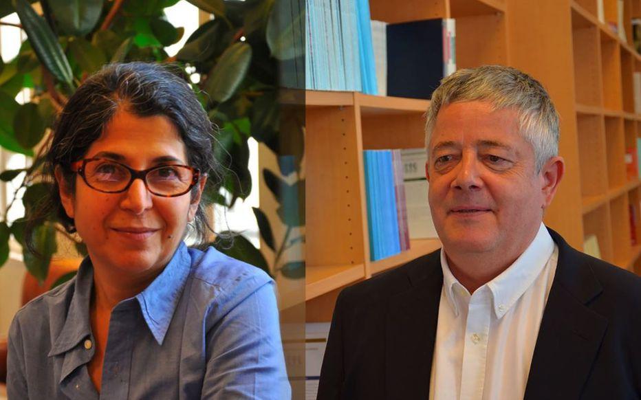 Solidarité avec Fariba Adelkhah et Roland Marchal