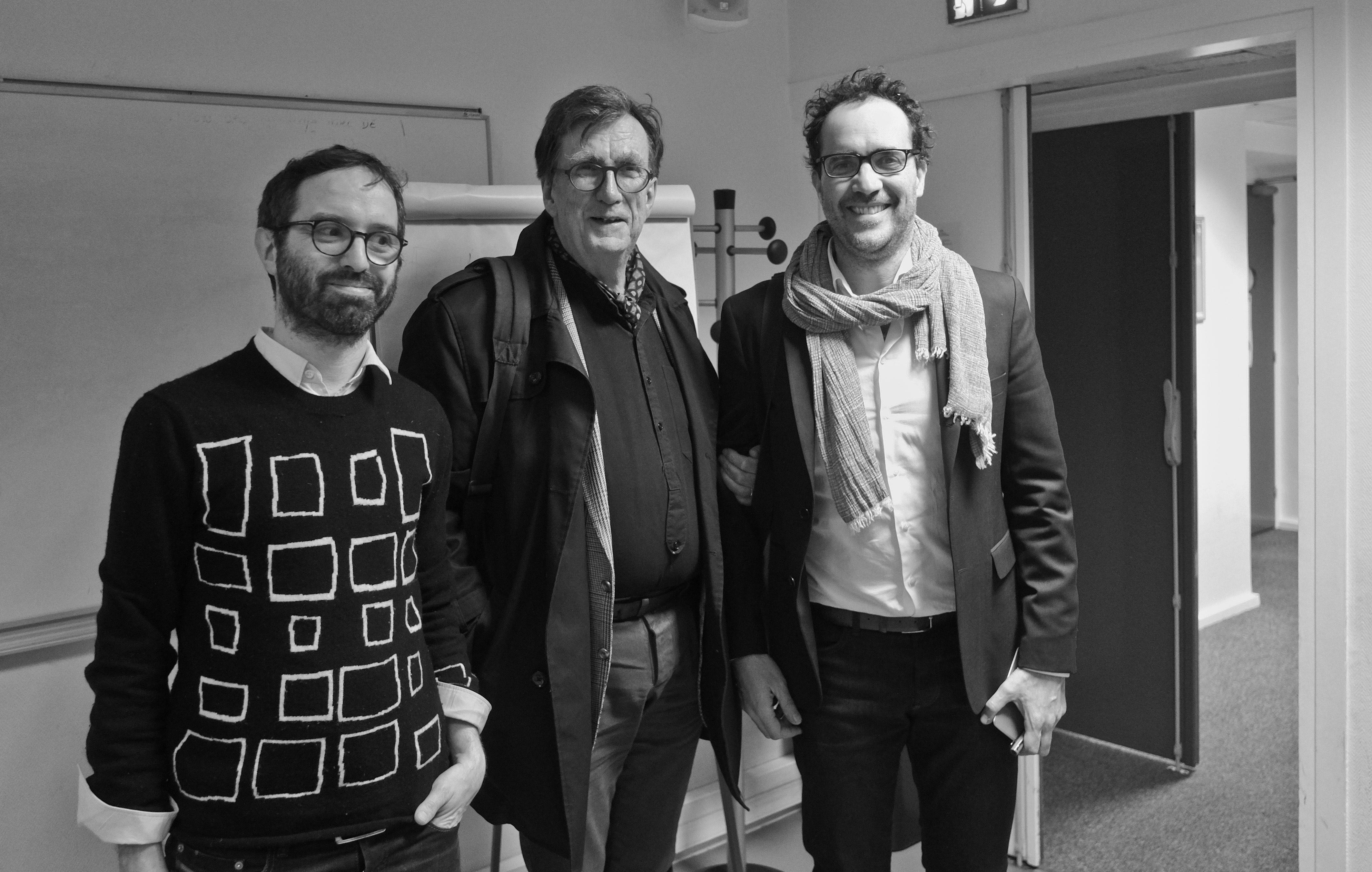 S16 - Journée Plantes avec Eduardo Kohn et Emanuele Coccia