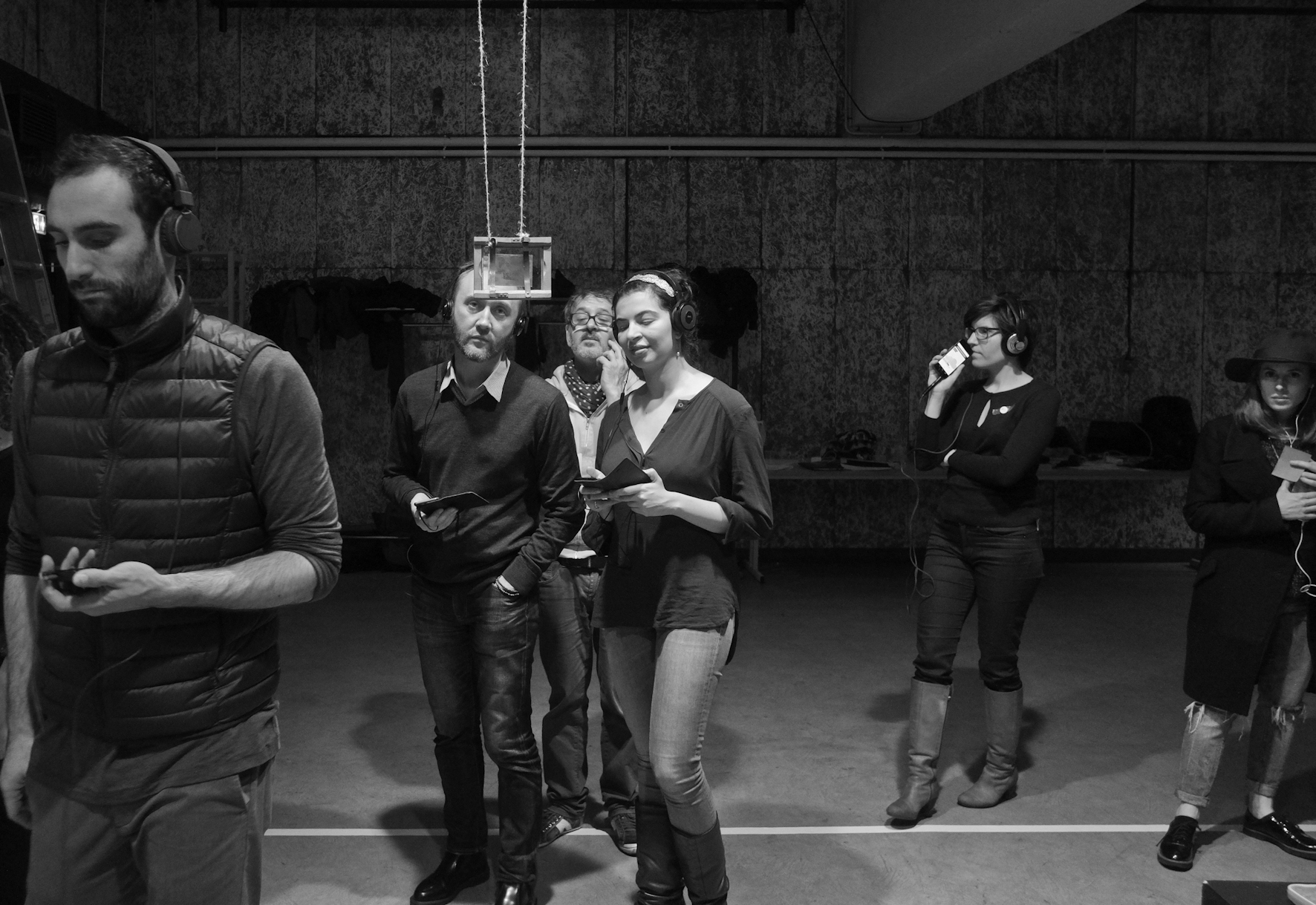 « Staging » : Troisième et dernière semaine intensive de l'année au Théâtre Nanterre Amandiers