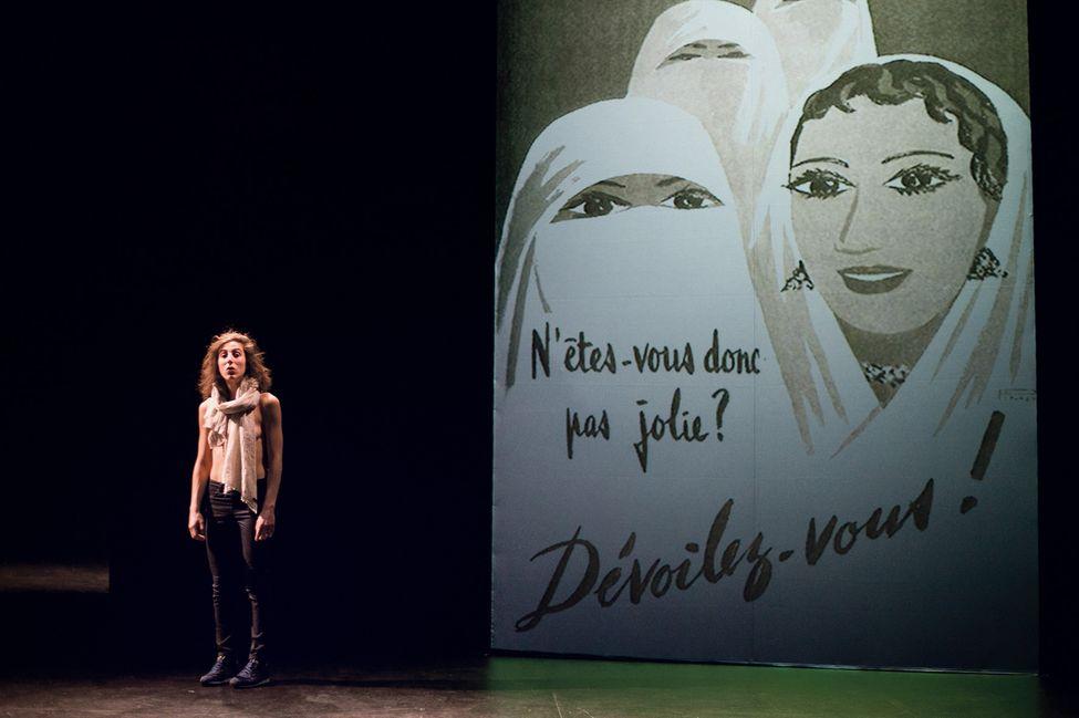 S20 - Workshop mise en scène avec Myriam Marzouki