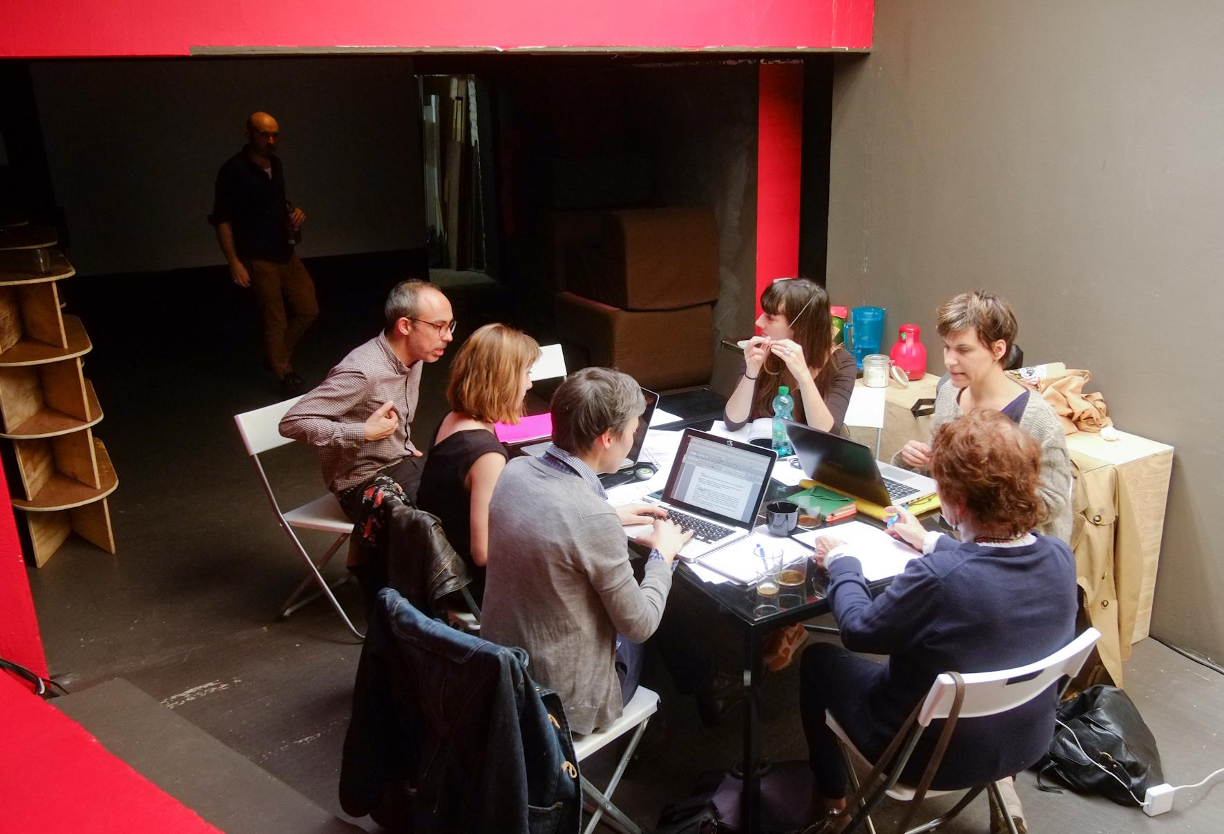 S19 - Atelier d'écriture avec PEROU et le Master de création littéraire de Paris 8