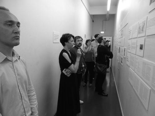 Restitutions des commandes SPEAP 30 mai 2017, Théâtre des Amandiers, Nanterre