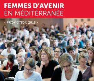 Femmes d'avenir en méditerranée - Promotion 2016